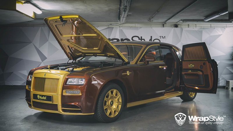 Rolls Royce Mansory - img 1 small