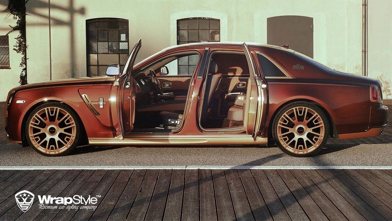 Rolls Royce Mansory - img 3 small