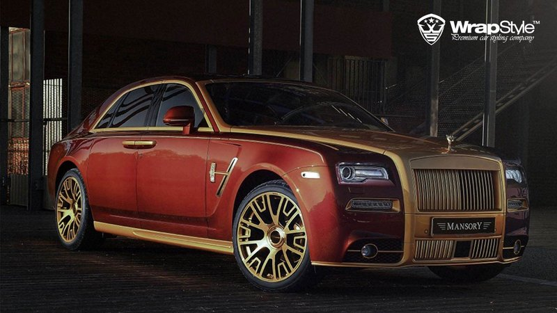 Rolls Royce Mansory - img 4 small
