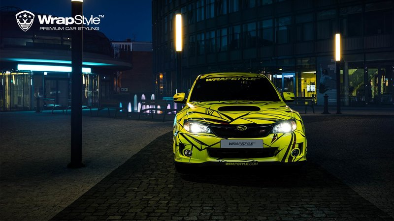 Subaru STI - WrapStyle design - img 3 small
