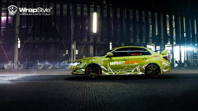 Subaru STI - WrapStyle design - img 1 small