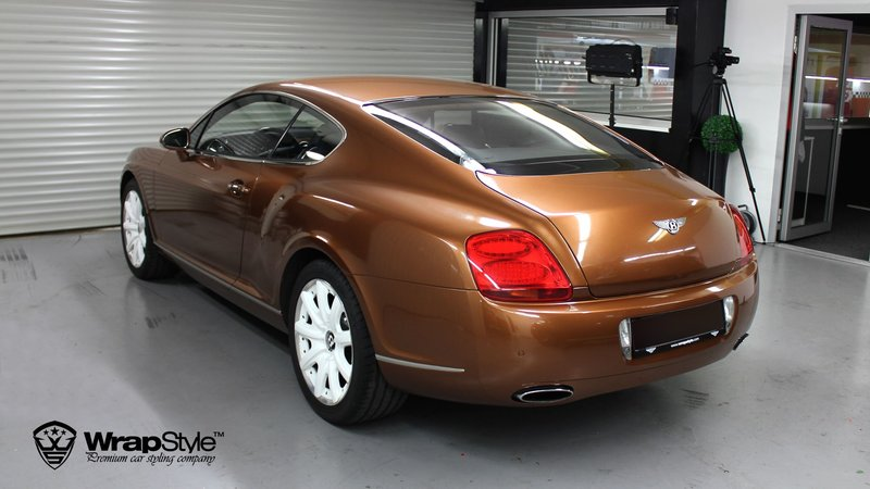 Bentley Continental bronze - img 1 small