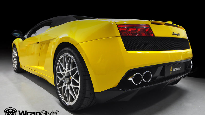 Lamborghini Gallardo - Gloss yellow - img 2 small