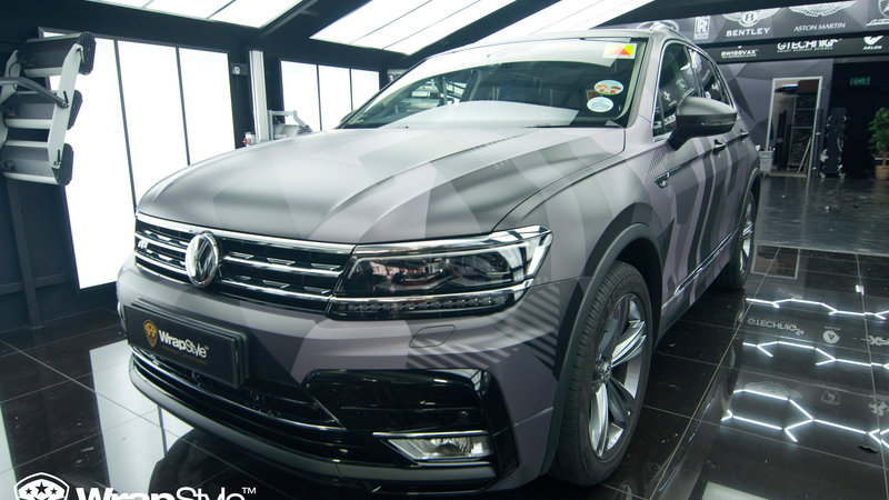 Volkswagen Tiguan - abstract camo - img 2 small