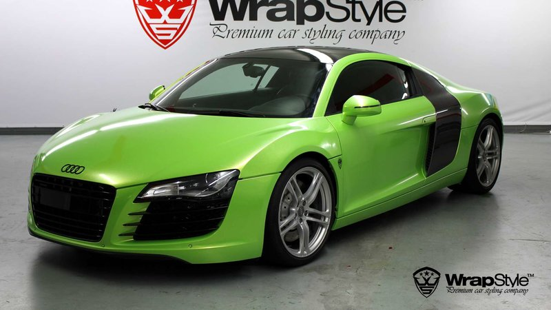 Audi R8 Toxic - img 3 small