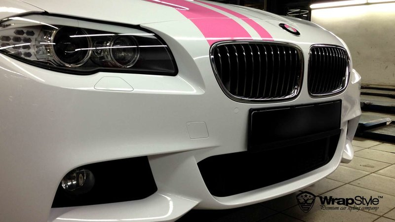 BMW 5 F10 Pink performance - img 3 small