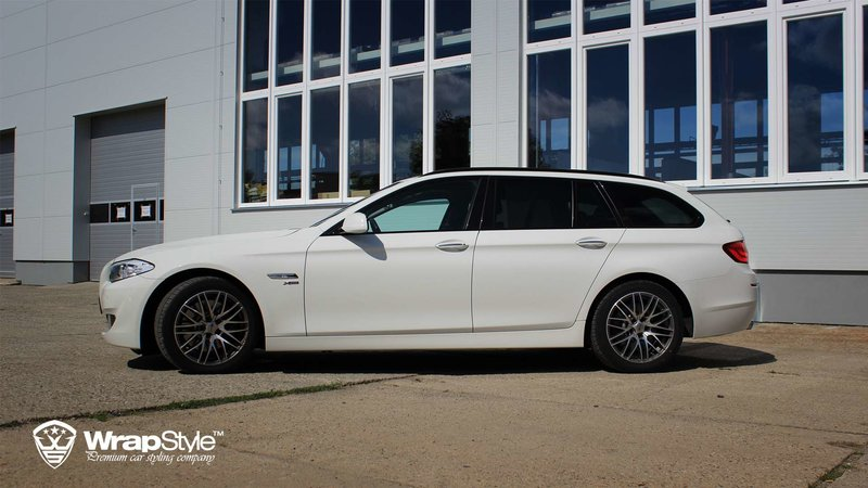 BMW 5 - Paint Protection - img 1 small