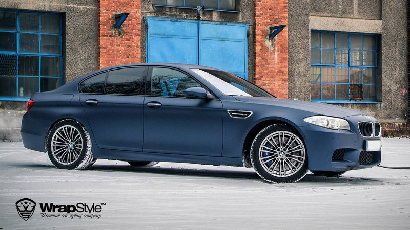 BMW M5 Mariana Blue - img 5 small